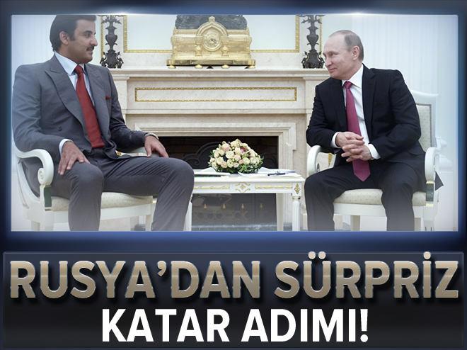 Rusya'dan sürpriz Katar adımı